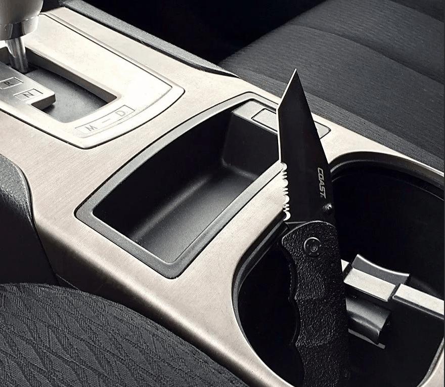 Можно ли возить нож в автомобиле