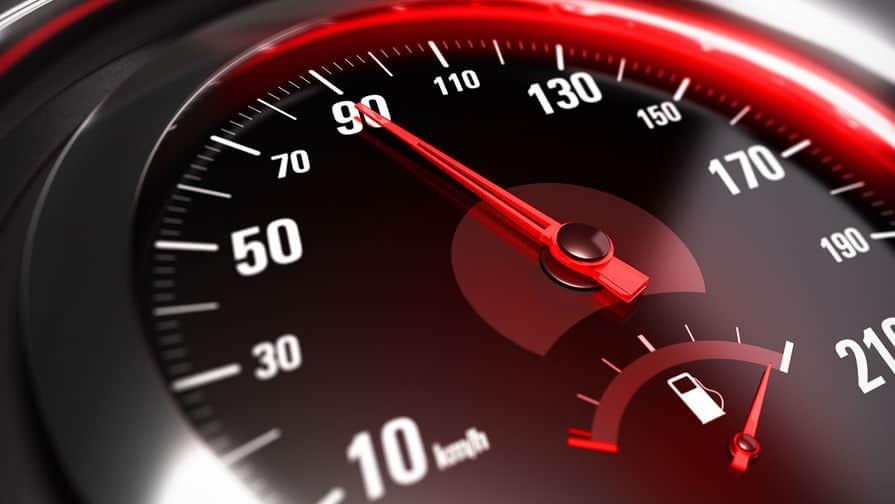 Штрафы за превышение скорости в 2019 году