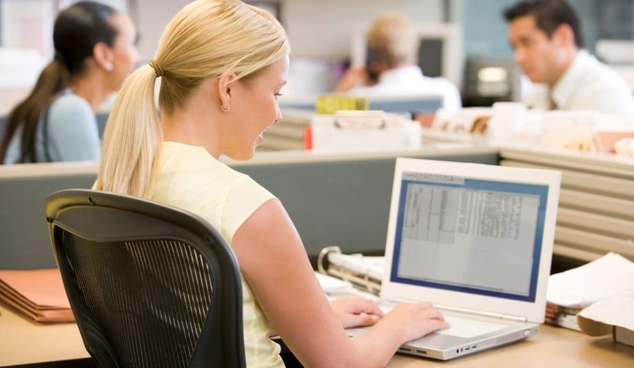 Нормы работы за компьютером в офисе