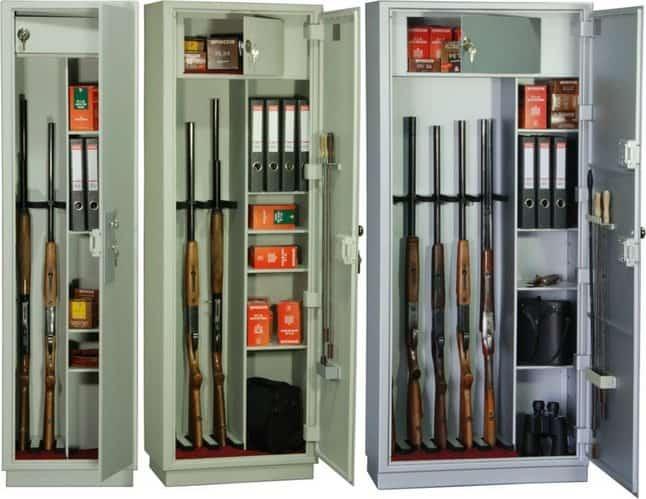 Сейф для хранения оружия: требования, выбор, монтаж