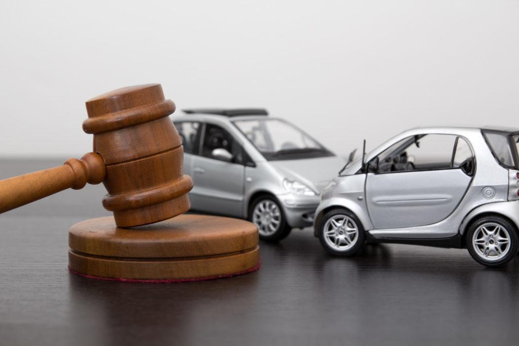 Как доказать обоюдную вину через суд?