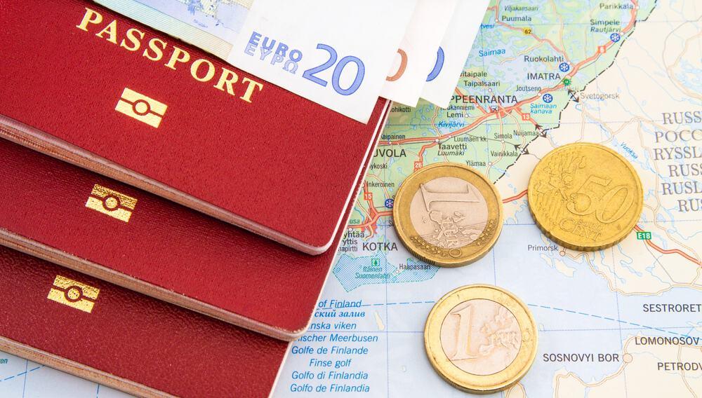Потеря паспорта за границей