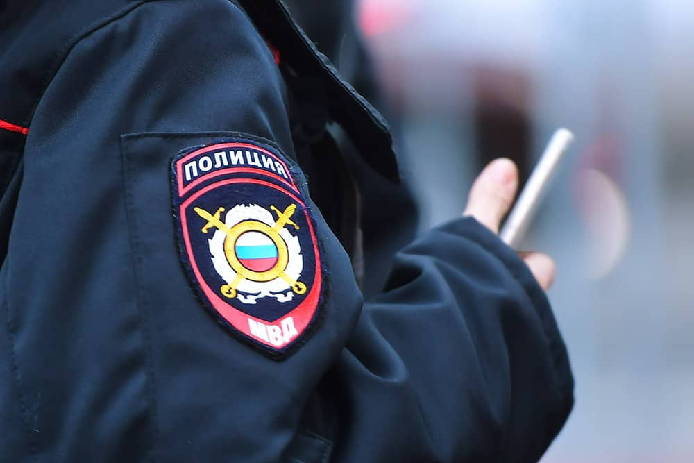 Милиция в полицию в каком году