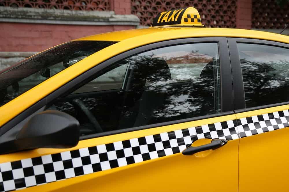 Штраф за нелегальную перевозку в такси