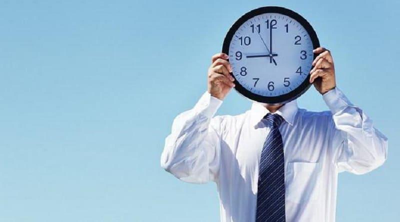 Норма рабочих часов за день