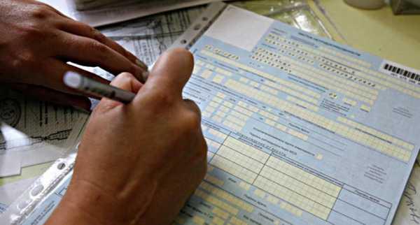 Условия сдачи документа позднее срока