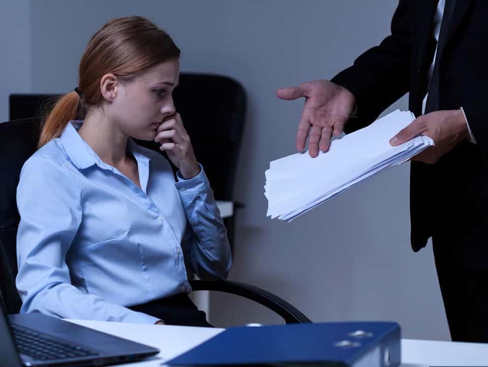 Юридическая основа увольнения
