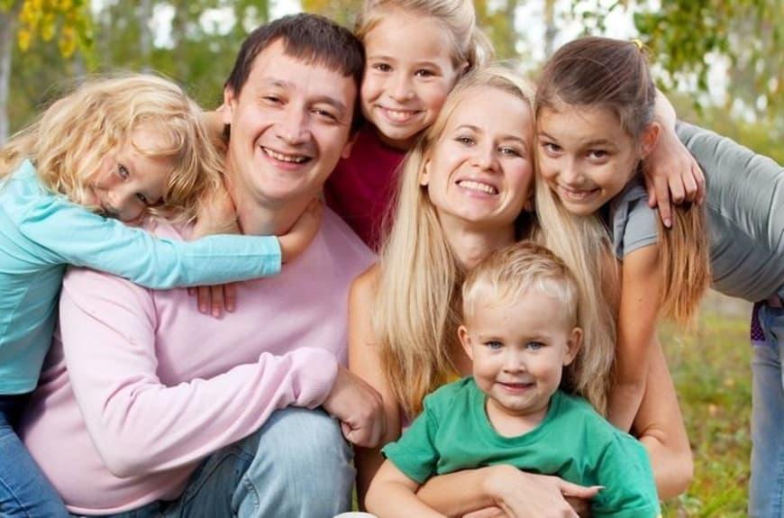 Предоставление земельного участка многодетным семьям
