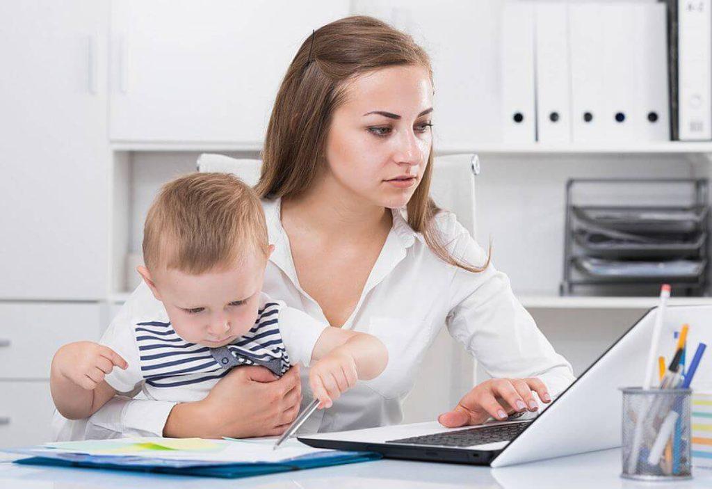Заявление на отпуск по уходу за ребенком до трех лет