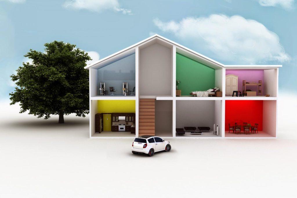 Продажа долевой части дома