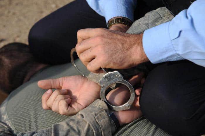 Правила гражданского задержания