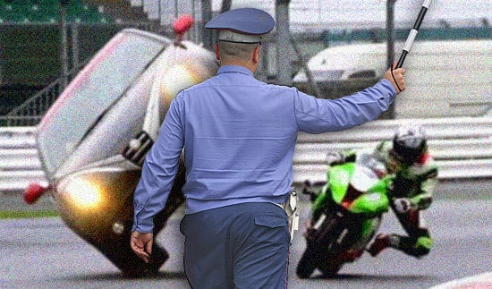Что представляет собой опасное вождение?