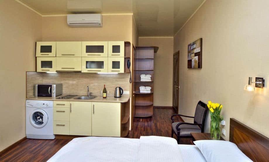 Помещение в общежитии и в коммуналке