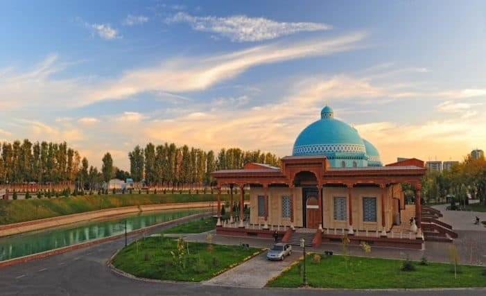 Правила въезда в Узбекистан