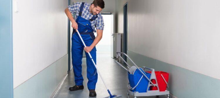 Норма уборки служебных помещений