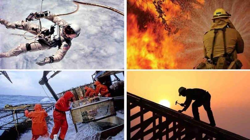 Отрасли трудовой деятельности