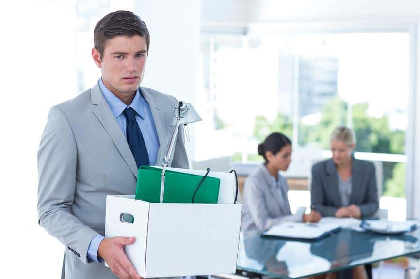 Принятие решения по увольнению