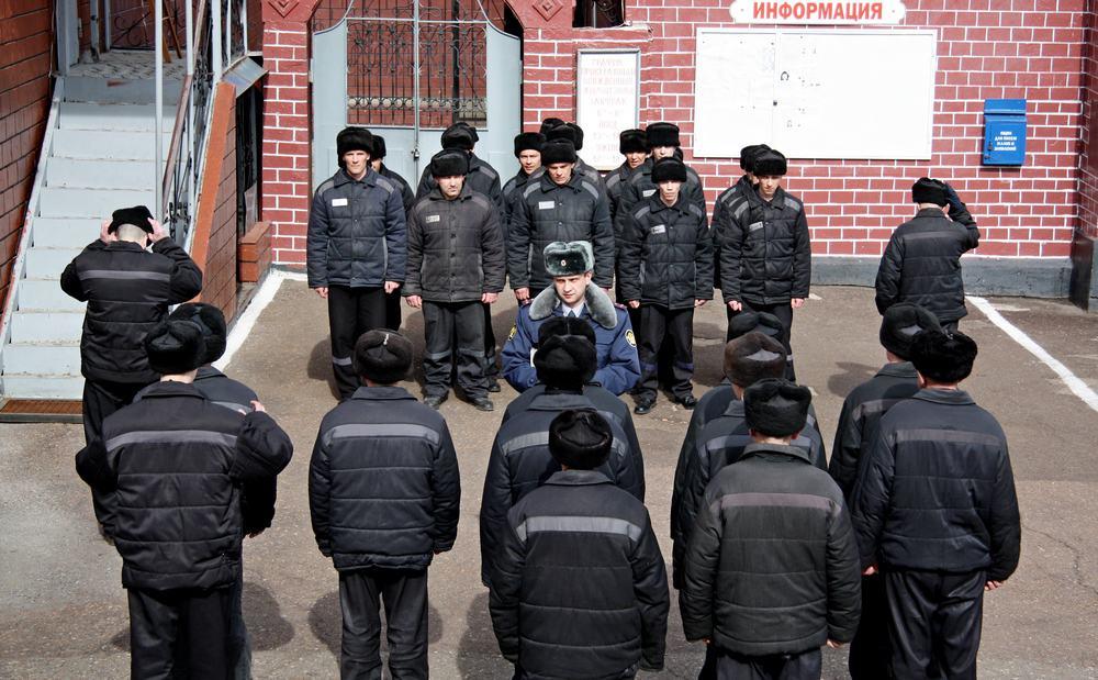 Армия после наказания