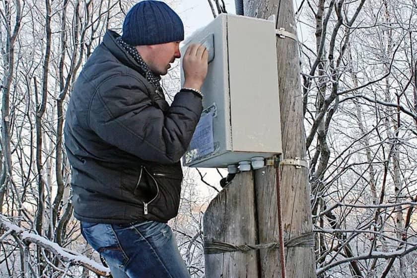Незаконное подключение к электросети куда обращаться
