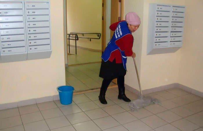 Сколько раз должны мыть полы в подъезде по санитарным нормам