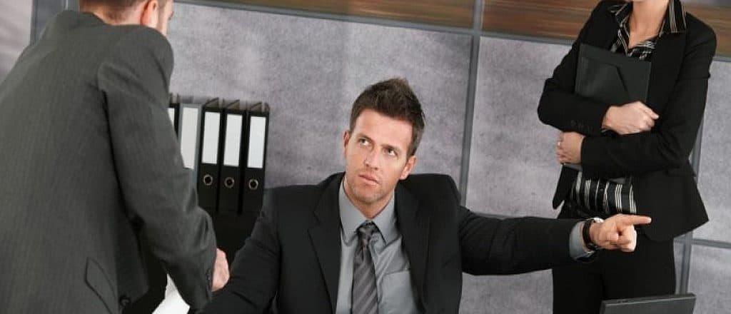 понуждение к увольнению