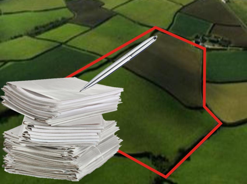 Правила и особенности уточнения границ участка земли