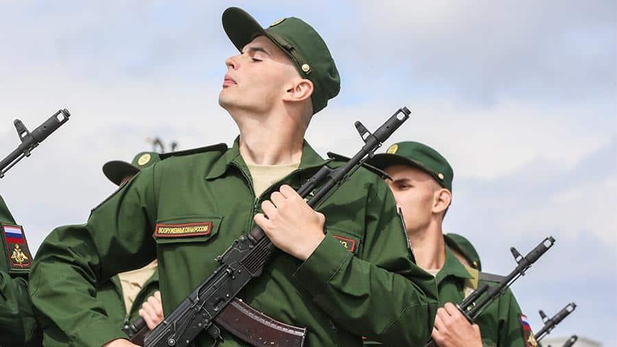 Отпуск военнослужащего-контрактника