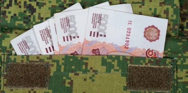 Материальная помощь военным - правила написания рапорта