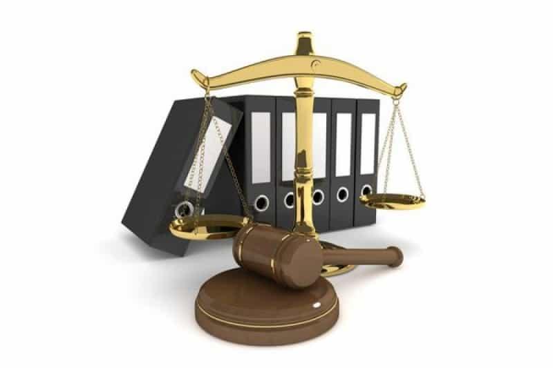 Разделение счета через суд